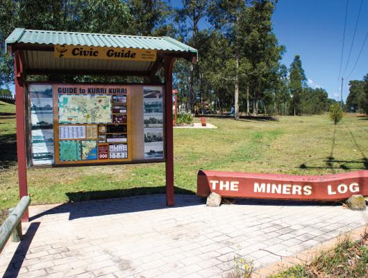 The Miner's Log