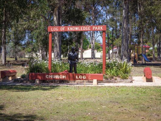 Log of Knowledge Park